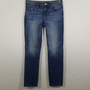 American Eagle Stretch Skinny Jeans Size 4 Short